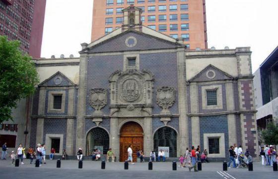 Ex Iglesia de Corpus Christi