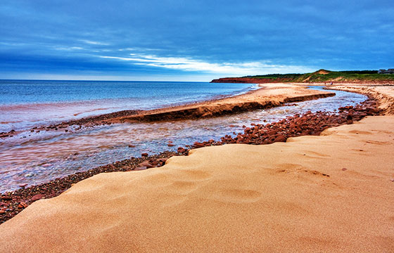 PEI Beach Scenery - HDR-Nicolas Raymond-Flickr