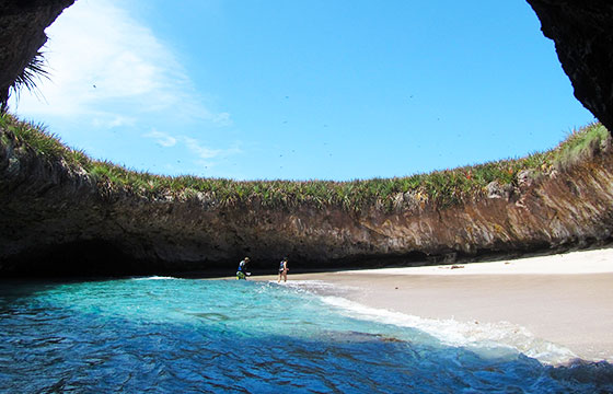 Parque Nacional Islas Marietas-Editada-Christian Frausto Bernal-http://bit.ly/1qnMdoJ-Flickr