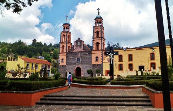 Parroquia Santa Maria de Guadalupe,El Oro,Estado de México-Enrique López-Tamayo Biosca-Flickr
