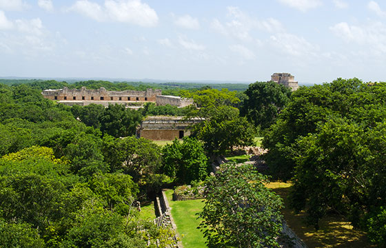 Uxmal-Laurent de Walick-Flickr