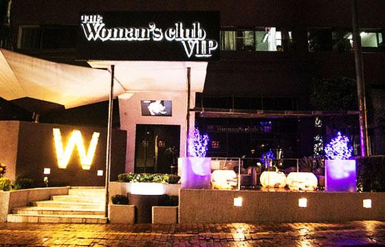 Fachada Woman's Club