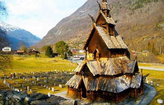 9. Iglesia de madera de Borgund (6)-Aicyss-Flickr