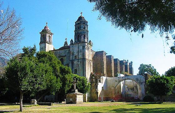 ex Convento de Nuestra Señora de la Natividad