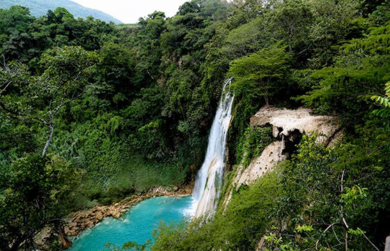 Cascada Minas Viejas-Roberto González-Flickr