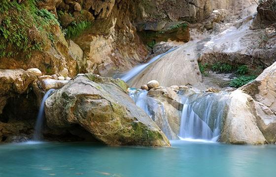 Pozas azules-Editada-Norberto Chavez-Tapia-http://bit.ly/1ZNJal4-Flickr