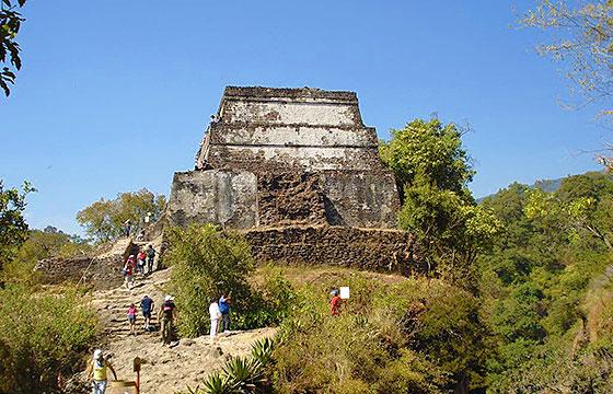Zona Arqueológica en Tepoztlán