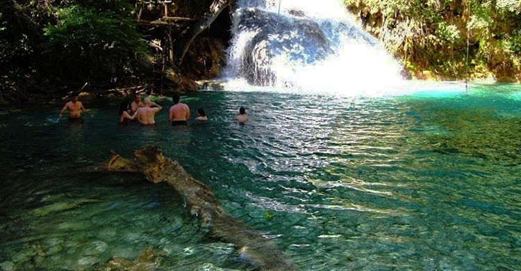 Cascadas de Copalita