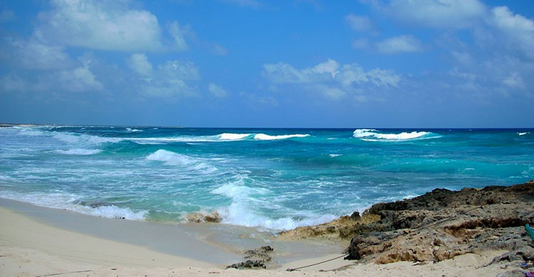 East Side of Cozumel, Mexico