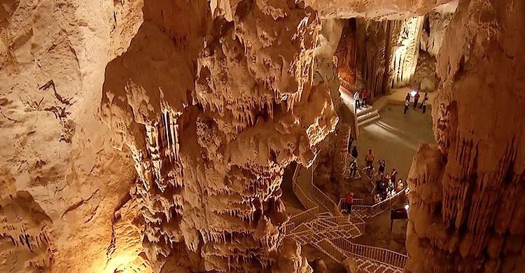 Cueva de García, Nuevo León