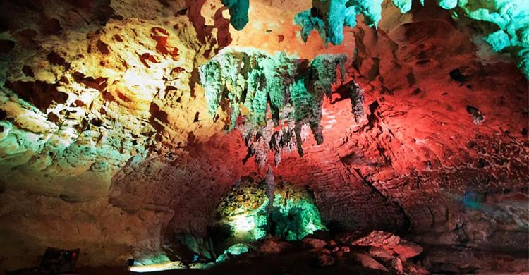 Cueva de Loltun, Yucatán