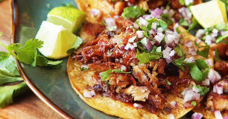Carnitas (típico de Michoacán)