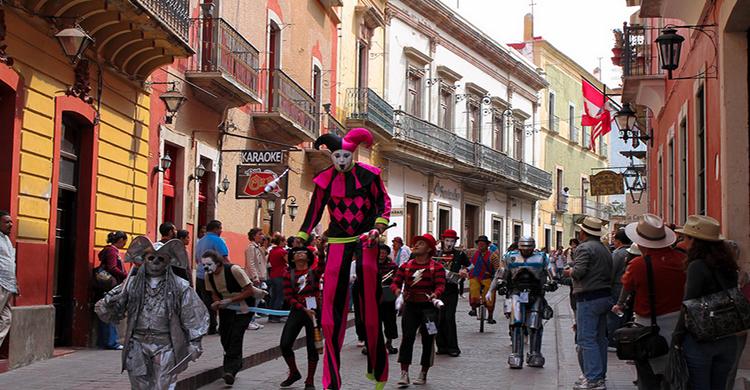 El Cervantino, Guanajuato