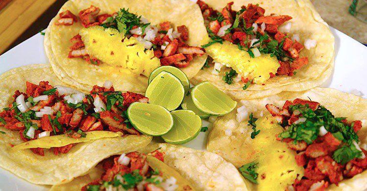 Tacos al pastor (todo el país)