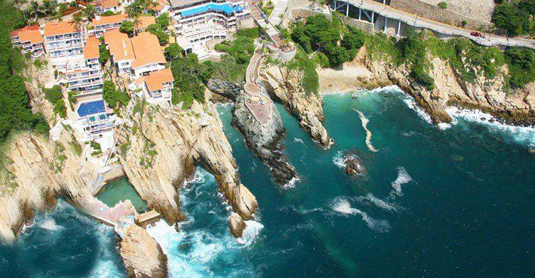 La Quebrada, Acapulco