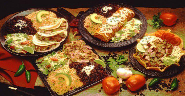 Exquisita gastronomía