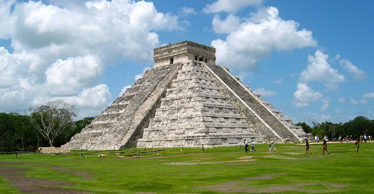 Chichén Itzá-pululante-Flickr