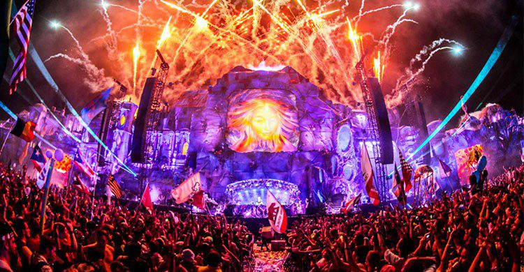 Tomorrowland, Belgica