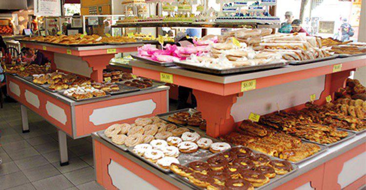 Panadería Vasconia