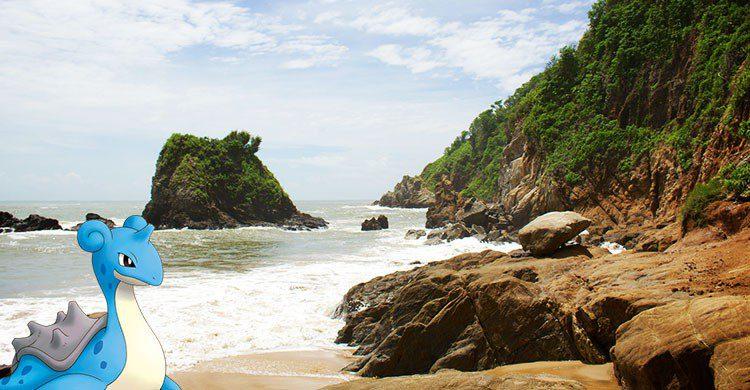 Playa Mazunte X-Gabriel Balderas-Flickr