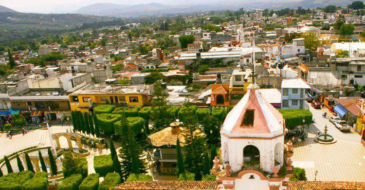 Ixtapan de la Sal, Estado de México