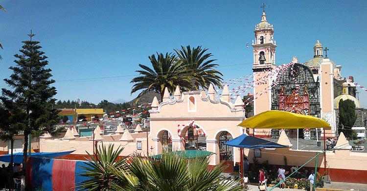 San Nicolás de los Ranchos, Puebla
