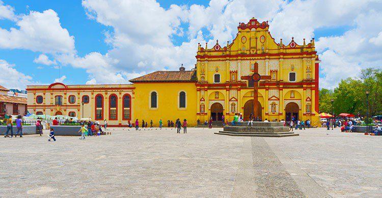 00115 - Catedral de San Cristóbal de las Casas-00115 - Catedral de San Cristóbal de las Casas-Flickr