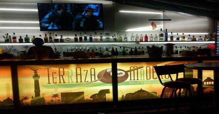 Bar Lounge Terraza Madero