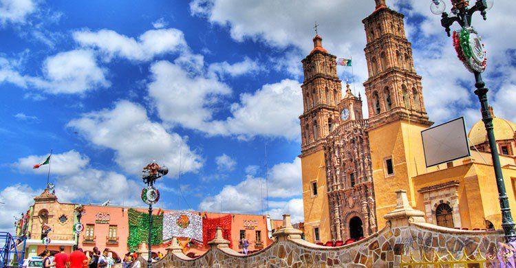 Catedral de Dolores Hidalgo-José Juan Figueroa-Flickr