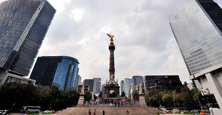 El Ángel de la Independencia-Virtual_Raider-Flickr