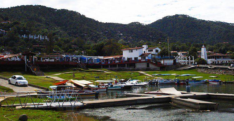 Valle de Bravo México
