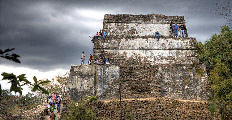 Flickr-En la cima del Tepozteco-Fido