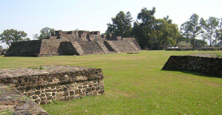 Fuente imagen: Zonas Arqueologicas de Mexico