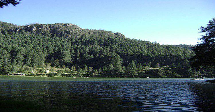 Lago el chico