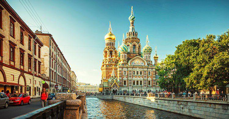 Plaza de San Petersburgo