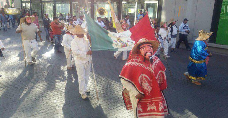 Danza de los mekos