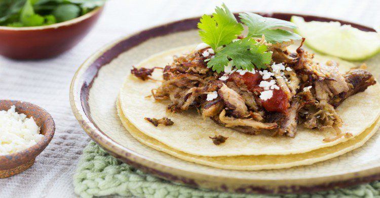 Tacos de Caritas