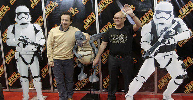 Expo coleccionistas de Star Wars