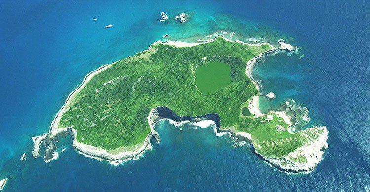 Imagen de la Isla