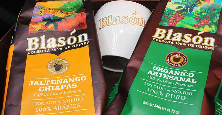Café artesanal de Blasón