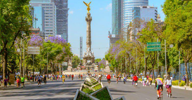 Reforma en la Ciudad de México