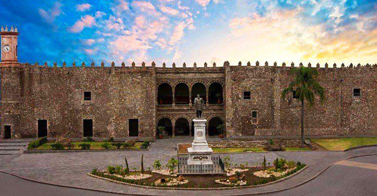 Atardecer en Querétaro