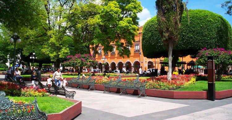 Parque de Querétaro