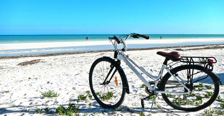 Quintana Roo en bici