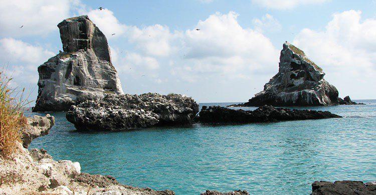 Isla, Isabel, Paradisíaco, mar, sol vacaciones