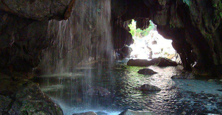 Cueva Puente de Dios