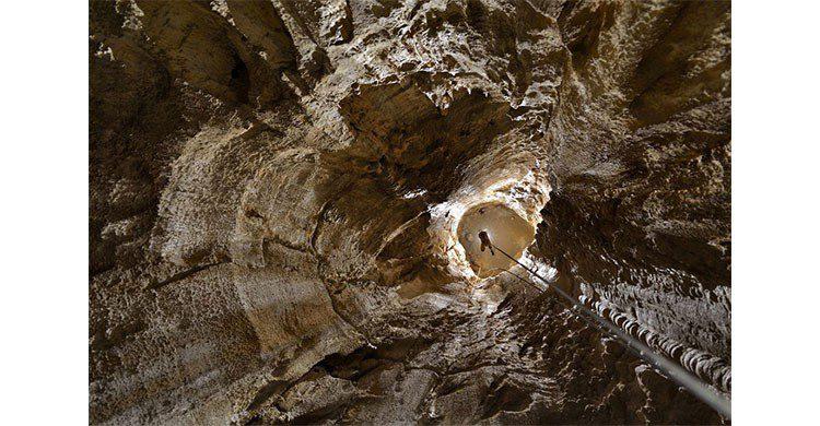 Cueva Gouffre