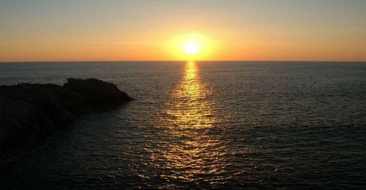 Punta Cometa. Oax