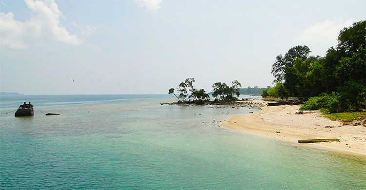 isla de ensueño