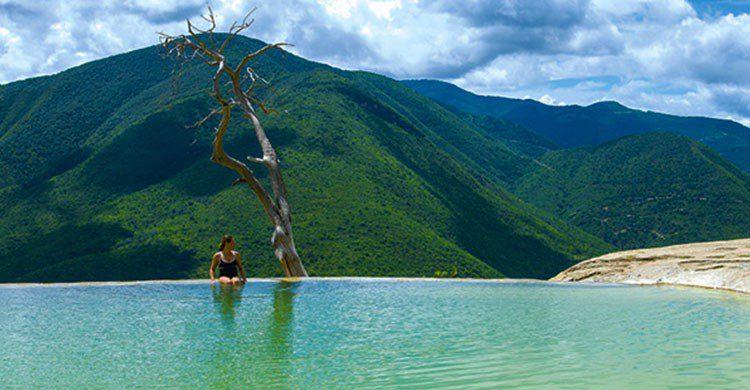Las 7 mejores piscinas naturales en m xico para un for Piscinas naturales en mexico